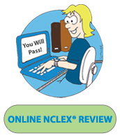 ONLINE NCLEX® REVIEW